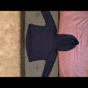 Lululemon crop hoodie - great condition